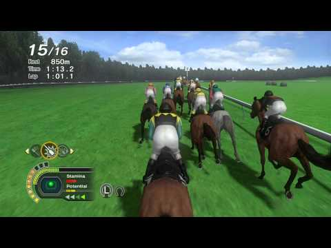 Champion Jockey: G1 Jockey & Gallop Racer - Gameplay #1