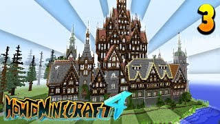 EPIC YOUTUBER DUNGEON FIGHT! - HOW TO MINECRAFT S4 #3