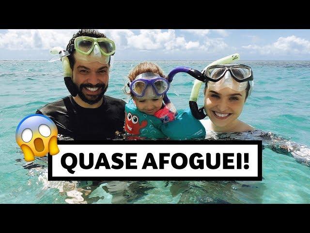 Viagem em família: dias de praia em Maragogi! | Lu Ferreira - Chata de Galocha
