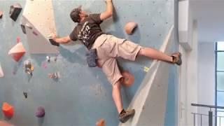 Playing around - Das Rudel fun training session @Bouldergarten Berlin 22.08.2018 by Bouldering Berlin
