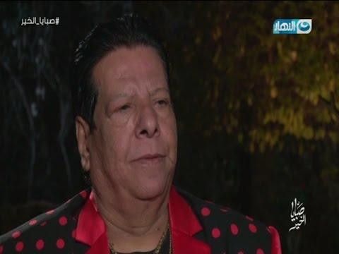ريهام سعيد تسأل شعبان عبد الرحيم عن زوجته وهو: توفيت منذ سنوات