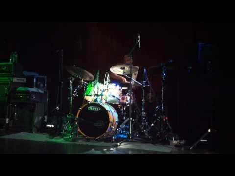 Killer Glowing Drum Solo - Derico Watson