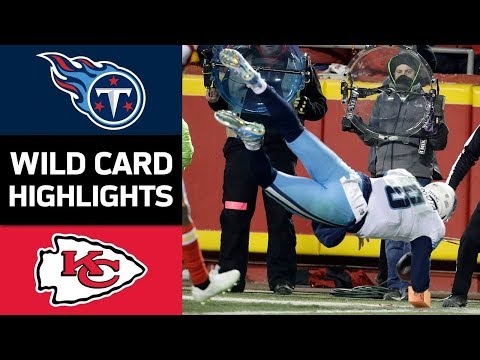Video: Titans vs. Chiefs | NFL Wild Card Game Highlights