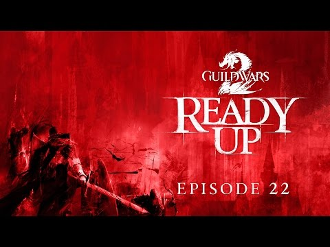 ready - On this episode of Ready Up, Josh is joined by Blackgate commander Kris Constantine to discuss World vs. World tactics, strategy, and coordination ahead of the WvW Fall 2014 Tournament. This...