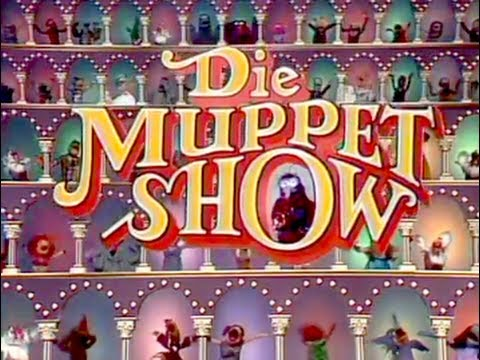 Die Muppet Show - Deutsch/German Intros (1977-1982)