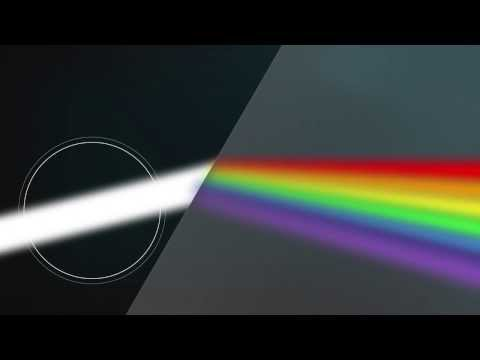 Causes of dispersion of light