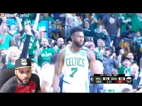 Will This Count As an UPSET? | Celtics vs Bucks Game 1 2018