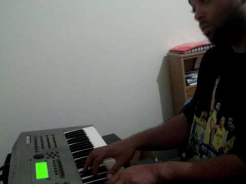 What You Do- Chrisette Michele (Piano Instrumental)
