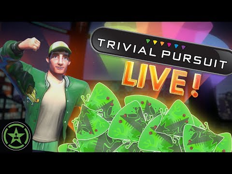Nothin' But Frogs - Trivial Pursuit (#21) | Let's Play