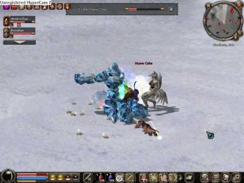 HimekoChan vs 9Colas Metin2.es servidor Plenilunio (видео)
