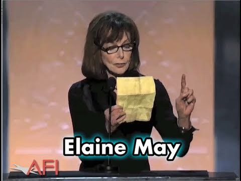 Elaine May Salutes Mike Nichols at the AFI Life Achievement Award - Extended Version