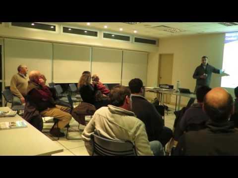 Reunion tecnica Trigo Candeal/por Ing.Guillermo Pugliese