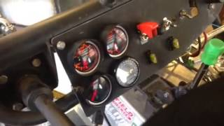 8. Turbo 1.6 8v t15 first start