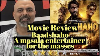 Baadshaho Movie Video Review by Tuteja