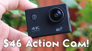 Video $46 Action Camera - Does it Suck? [GO PRO KILLER?!?! - F60B 4K CAMERA] MP3, 3GP, MP4, WEBM, AVI, FLV Juli 2018