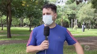 Após 8 meses fechado, parques reabrem em Jaú
