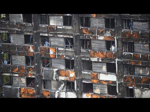 Fast 1 Jahr nach dem Brand in London: Warum mussten 7 ...
