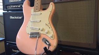 Video MJT Stratocaster - Shell Pink Relic Partscaster MP3, 3GP, MP4, WEBM, AVI, FLV Juni 2018