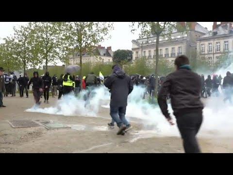 Frankreich: Weniger Teilnehmer bei Gelbwesten-Protest ...