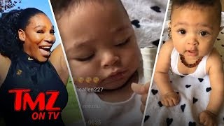 Video Alexis Olympia is Ready To Compete at 6 Months Old | TMZ TV MP3, 3GP, MP4, WEBM, AVI, FLV Maret 2018
