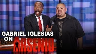 "Gabriel ""Fluffy"" Iglesias on the Arsenio Hall Show"