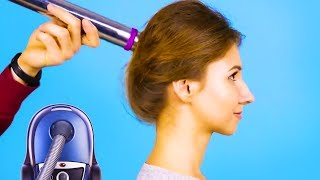 Video 30 GENIUS TIPS AND TRICKS FOR YOUR HAIR MP3, 3GP, MP4, WEBM, AVI, FLV Maret 2018
