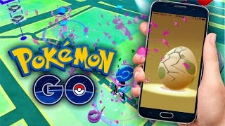 Lure & Local Afetam Ovos? Pesquisa Pokémon GO Completa by Pokémon GO Gameplay