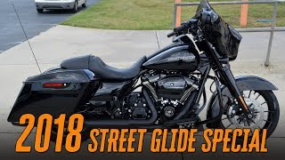 6. 2018 Harley-Davidson® FLHXS - Street Glide Special Vivid Black