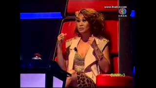 The Voice Thailand - เก่ง ธชย - What s My Name?