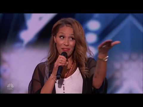 Video Glennis Grace - America's Got Talent 2018 - Run To You - Tribute To Whitney Houston - Full Audition download in MP3, 3GP, MP4, WEBM, AVI, FLV January 2017