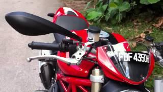 10. Ducati m1100 evo review