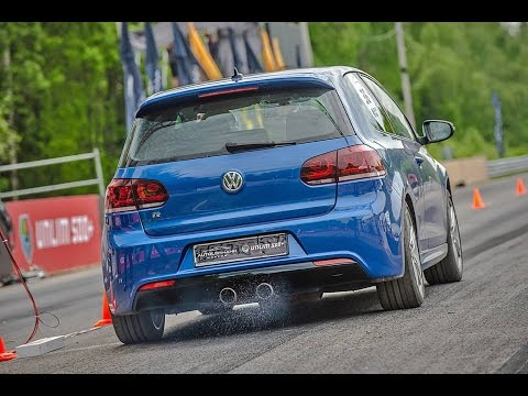 prestazione incredibile - golf r 3.6 biturbo