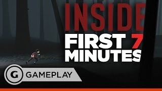 First 7 Minutes of INSIDE Gameplay by GameSpot