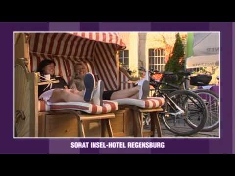 SORAT Insel-Hotel Regensburg | Hotelvideo | 4-Sterne-Hotel in Regensburg
