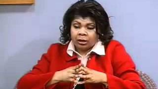 April Ryan American Urban Radio Networks  (April 7 2009)