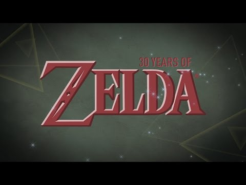 30 years of Legend of Zelda