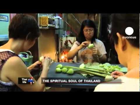 Le bouddhisme en Thailande