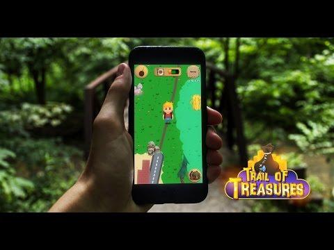 Trail of Treasures - Video