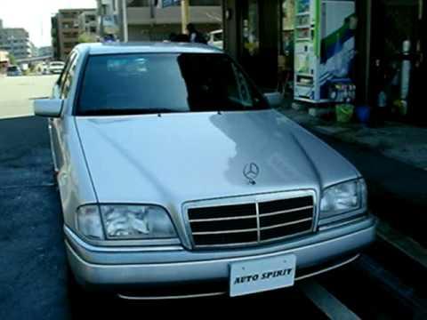 1995 Mercedes benz c 200 снимок