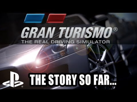 turismo - With the announcement of GT6 we look at the history of the series. GTA V: The Story So Far - http://bit.ly/YaCAq2 We got so excited about the announcement of...