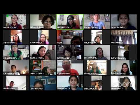 Webinar Kekerasan Seksual pada Anak dan Remaja Perempuan