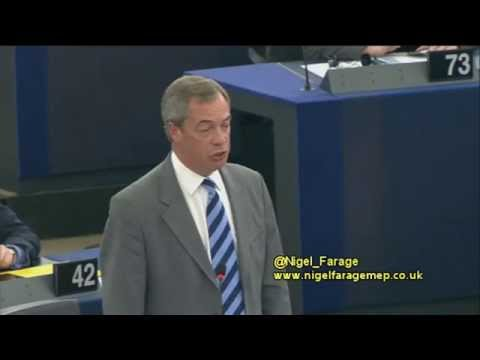 europe - http://www.ukipmeps.org | http://twitter.com/Nigel_Farage http://ukip.org • European Parliament, Strasbourg, 16 April 2014 • Speaker: Nigel Farage MEP, Leade...