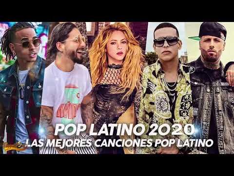 Top Latino Songs 2020 - Maluma, Nicky Jam, Ozuna, Wisin, Becky G, CNCO