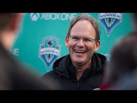 Video: Interview: Brian Schmetzer on starting the 2018 season