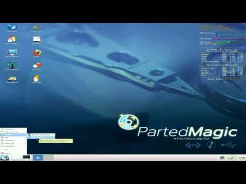 PartedMagic 26.06.12......Rescue Me Baby.