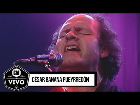 César Banana Pueyrredón video CM Vivo 2000 - Show Completo