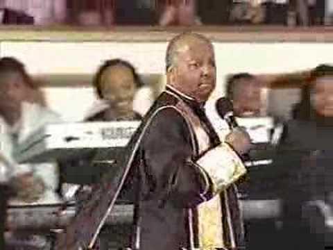 Bishop Alfred Owens - Friends