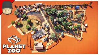 Planet Zoo - The Australian Park! (DOWNLOAD & GIVEAWAY)