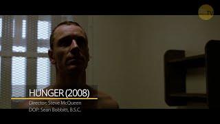 Case Study || Sean Bobbitt - Hunger (2008)
