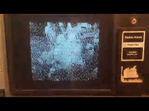 Demo of TRSVID video player for TRS-80 Model I, 3 and 4 computers.